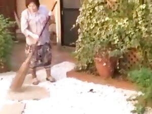 Granny fucks grandson japanese